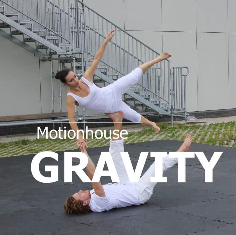 Gravity & Gibbon - A Dance Theatre Double Bill