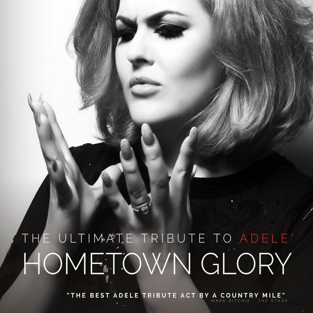 Hometown Glory - with Natalie Black as Adele