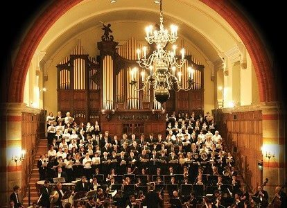 A Night at the Proms – Rugby School Symphony Orchestra Concert